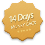14 Days Money Back