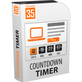 Magento Countdown Timer