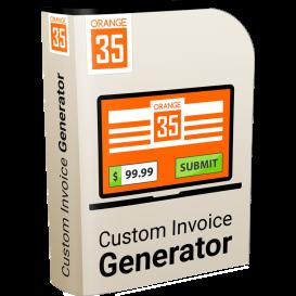 Magento Custom Invoices Generator