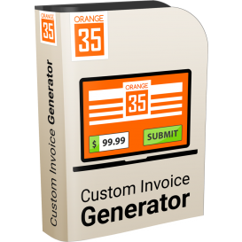 Custom Invoices Generator extension for Magento