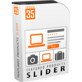Magento Featured Products Slider