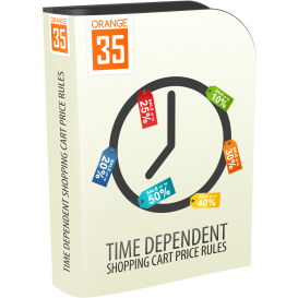 Magento Time Dependent Shopping Cart Price Rules