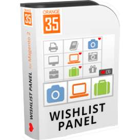 Magento 2 Ajax Wishlist Panel
