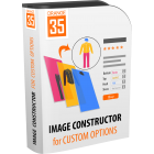 Image Constructor for Custom Options for Magento