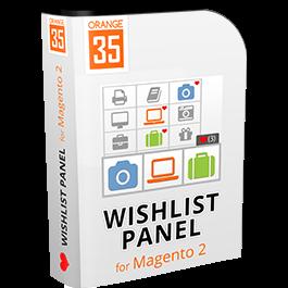 Ajax Wishlist Panel for Magento 2