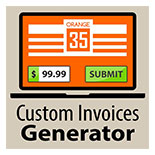 Custom Invoices Generator extension